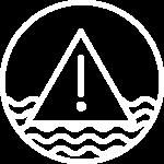 flood warming program icon